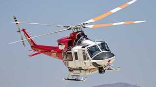 Alamanga, Del Helicóptero Al Mantel