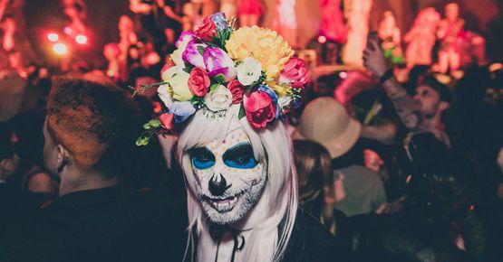 10 Fiestas Imperdibles Para Halloween En Medellín