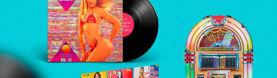 Portadas Con Mujeres Y Buena Música, El éxito De Los 14 Cañonazos