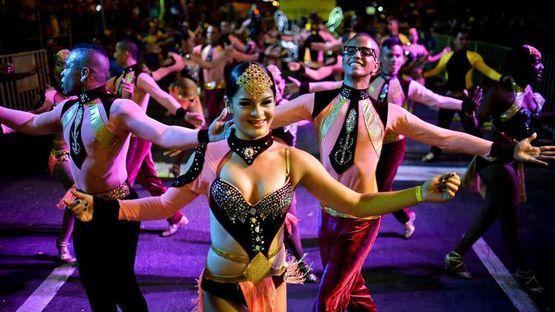 Conciertos Feria De Cali 2018