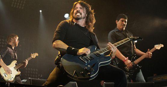 Foo Fighters Vuelve A Colombia En Octubre