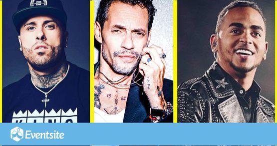 Confirmado: Nicky Jam, Marc Anthony Y Ozuna En El Super Concierto Para El Estadio De Floridablanca