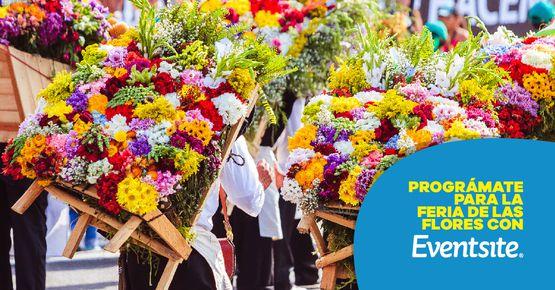 Programación Feria De Flores 2019