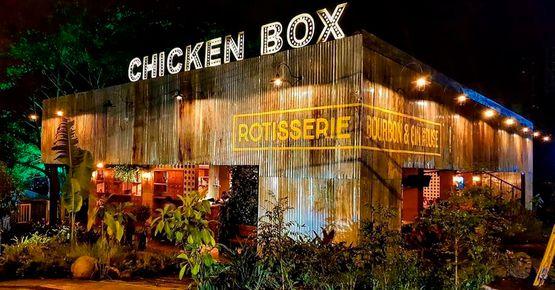 Chicken Box, Un Asadero Con Estilo