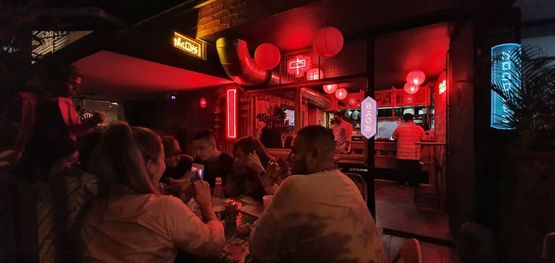 Kung Food, El Primer Restaurante De Comida Asiática Callejera En Bucaramanga