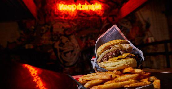 Burger Shop, El Restaurante De La Hamburguesa 'Honesta'