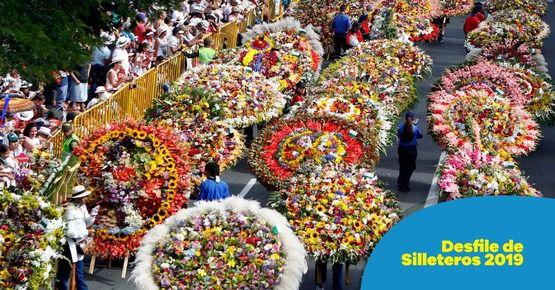 Desfile De Silleteros 2019