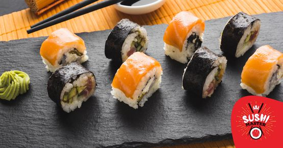 Sushi Master Medellín 2019