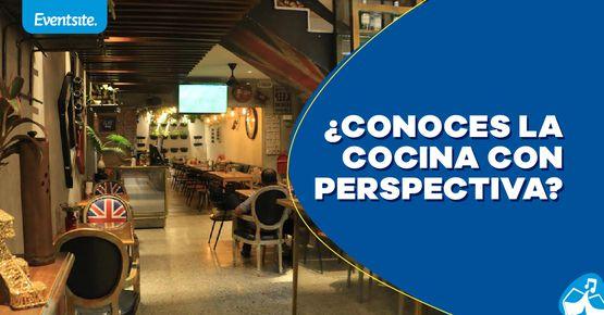 Delicceto, Un Restaurante De Cocina Con 'Perspectiva'