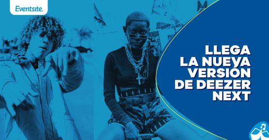 Selina Presenta La Nueva Era De Deezer Next