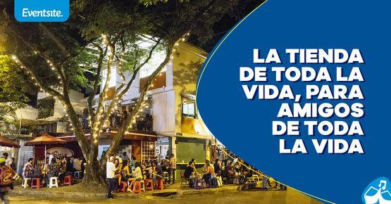 El Social Cumple 50 Años De Tradición En Medellín ¡Guaro, Costeñita Y Chicharrón!