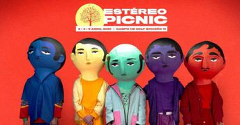 Line Up Estéreo Picnic 2020