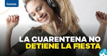 Fiestas Virtuales En Cuarentena