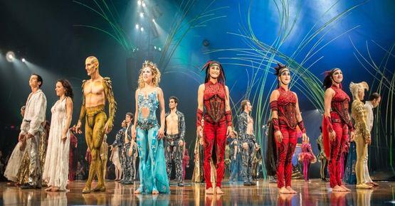 Espectáculos Del Cirque Du Soleil Serán Transmitidos Gratis Desde Su Plataforma
