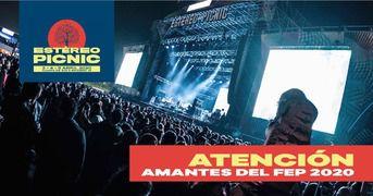 Festival Estéreo Picnic En Vivo