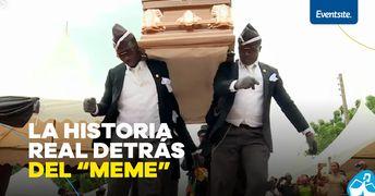 La Verdadera Historia Detrás Del Meme De Los Afroamericanos Cargando Un Ataúd