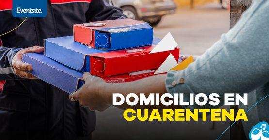 Medellin Conoce Los Restaurantes Que Están Con Domicilios Activos