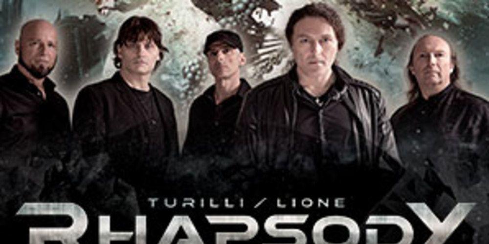 Turilli / Lione Rhapsody En Medellín
