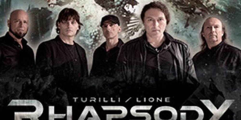 Turilli / Lione Rhapsody En Royal Center