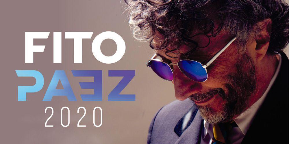 Fito Paez En Bogotá 2020