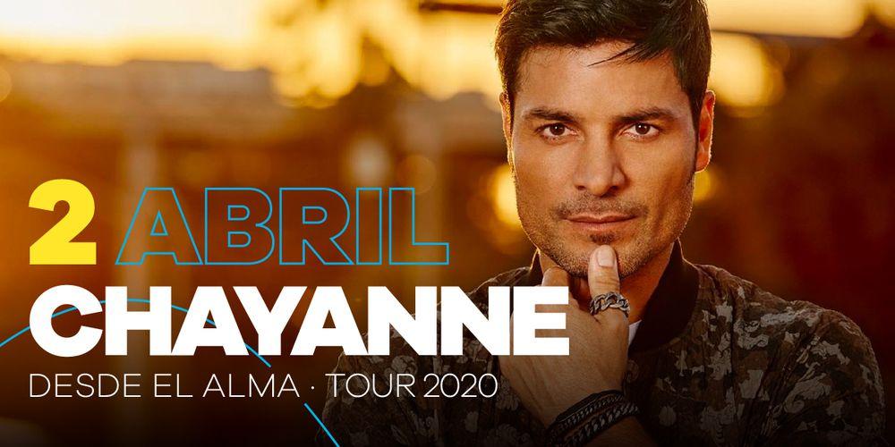 Chayanne En Bogota   Abril 2020   Desde El Alma Tour