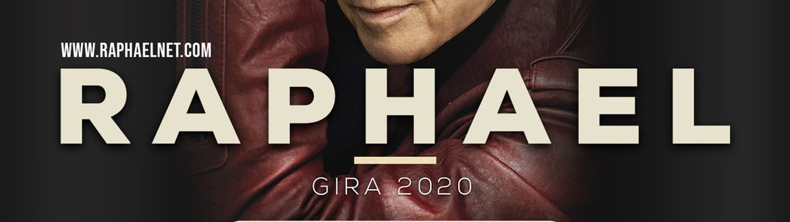 Raphael Tour America 2020 En Medellín