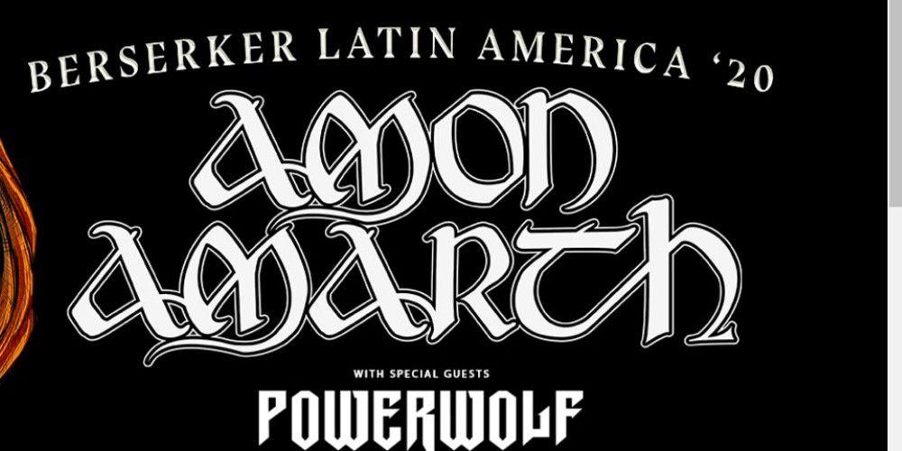 Amon Amarth & Powerwolf En Concierto