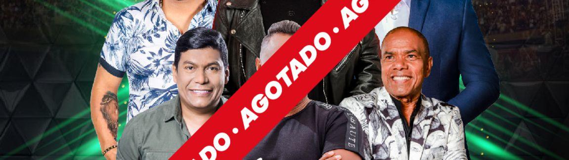 Tour Juntos De Nuevo   Concierto Vallenato En Medellín 2020