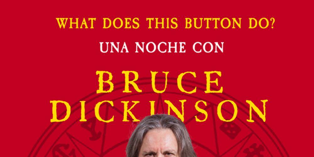 Una Noche Con Bruce Dickinson