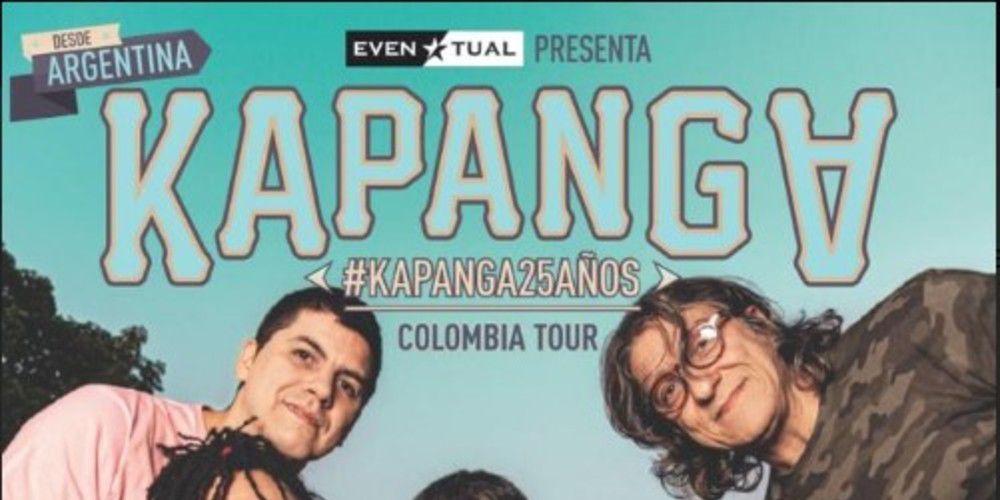 Kapanga En Concierto