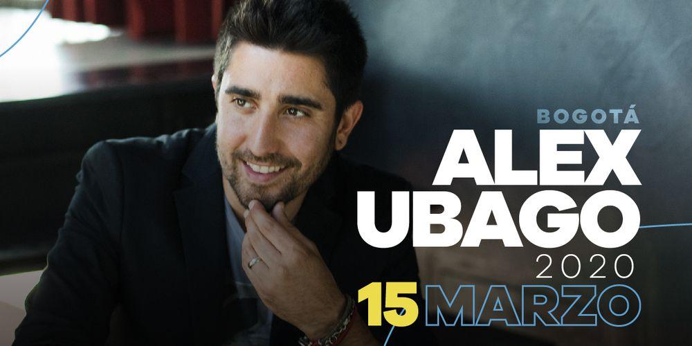 Alex Ubago En Concierto