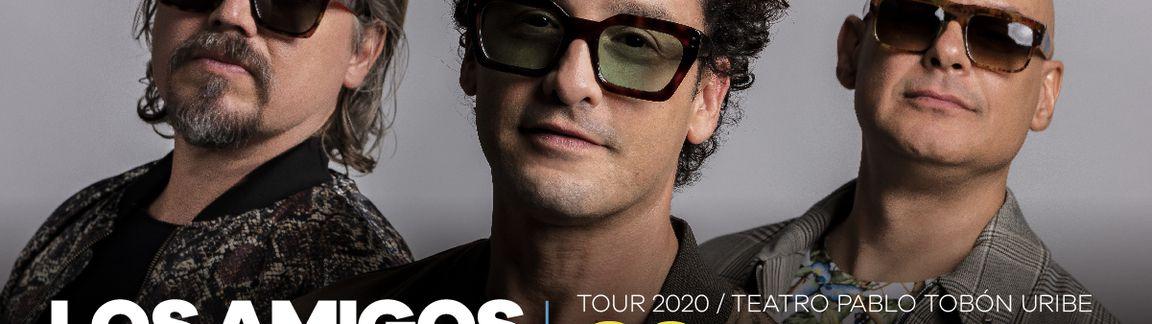Los Amigos Invisibles Con Su Lai Tour 2020