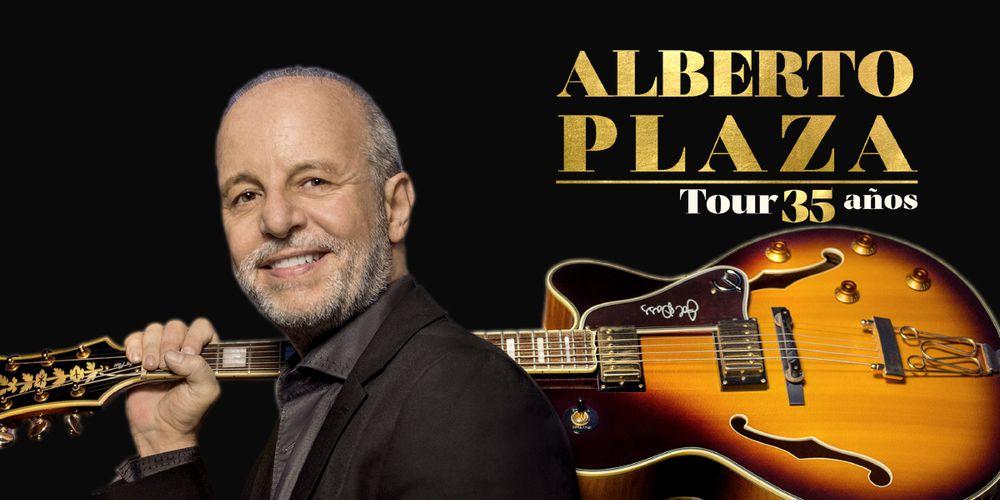 Alberto Plaza, Tour 35 Años