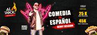 Comedia En Español Con Henry Delgado