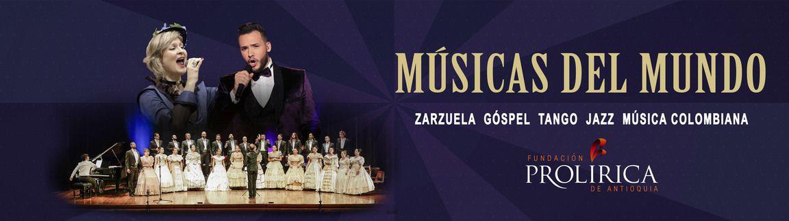 Concierto Músicas Del Mundo