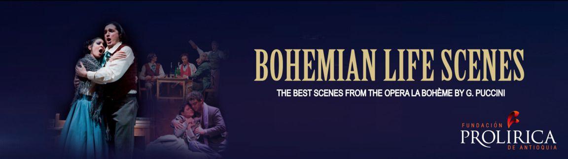 Bohemian Life Scenes