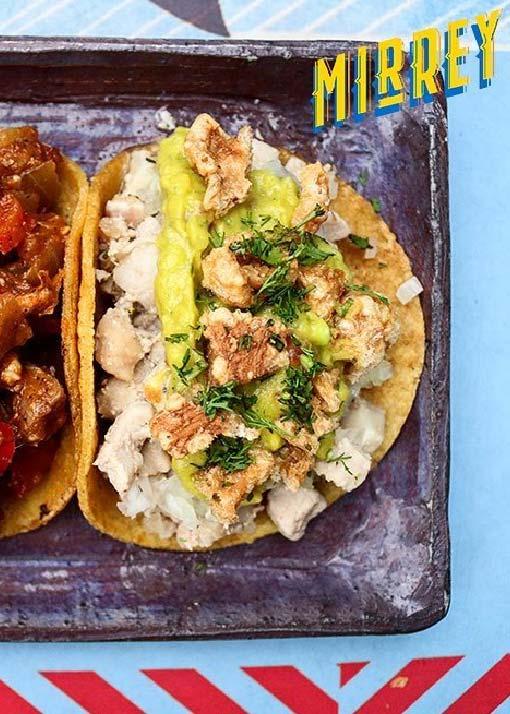 Deliciosos Tacos y Nachos