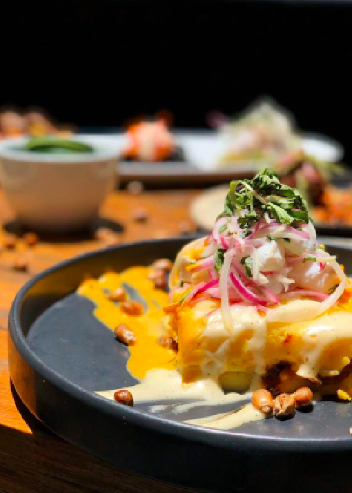 Un lugar mágico para disfrutar de los sabores peruanos