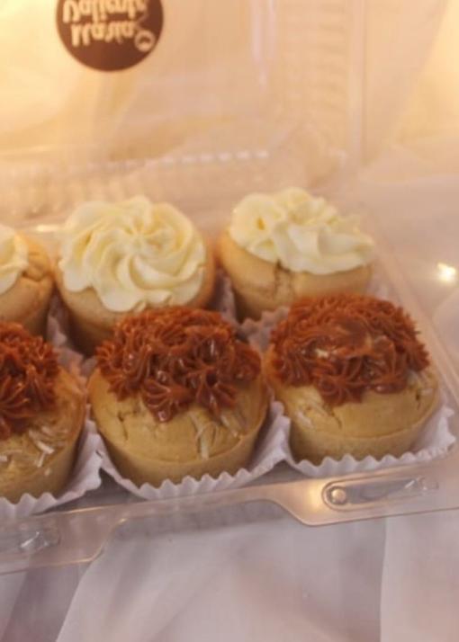 Un cupcake siempre será una excelente opción para regalar.