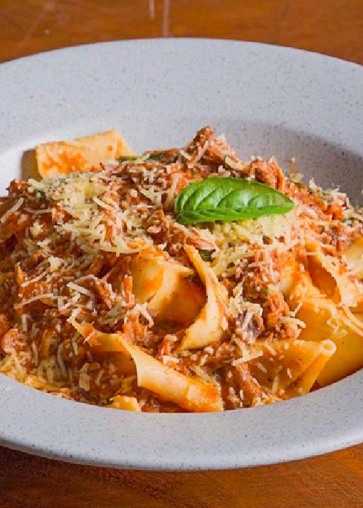Cena italiana para disfrutar en pareja