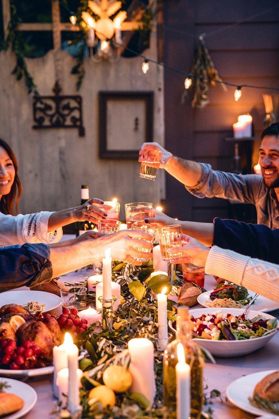 ¿Una noche especial en casa? 101 Park House te envía la cena