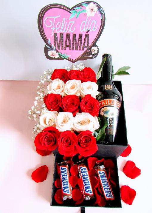 Regala Flores y Chocolates